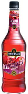Hiram Walker Schnapps Pomegranate 750ml